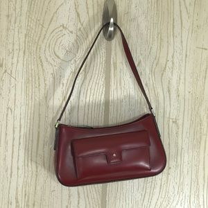 Rafe New York Leather Wallet Handbag